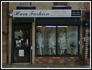 Hara Fashion, 309 Blackburn Road, Bolton, BL1 3DY.